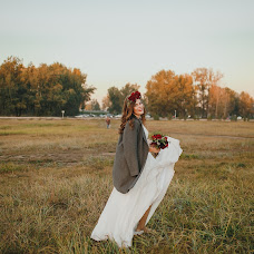 Wedding photographer Tatyana Novoselova (novoselova1990). Photo of 31.08.2017