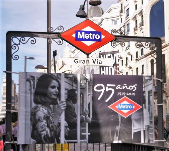 Metro de Madrid di Laura97