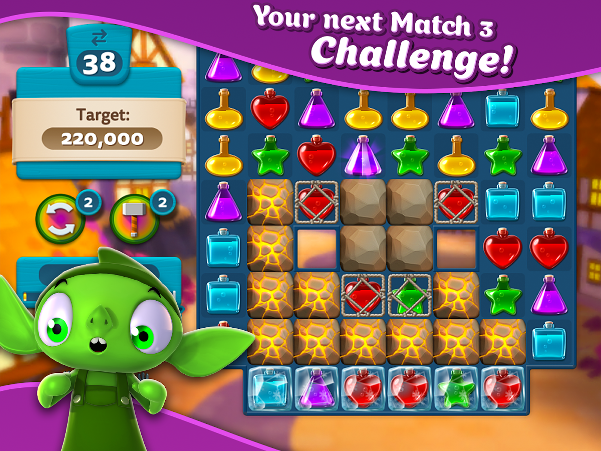 Potion Pop - Puzzle Match- screenshot