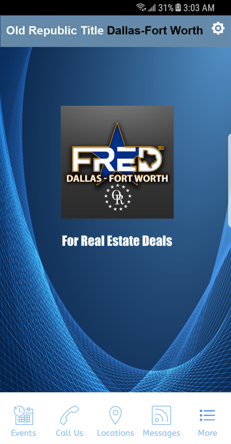 FRED by ORT Dallas-Fort Worth- screenshot