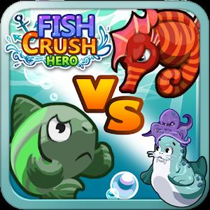 Fish Crush Hero for PC and MAC