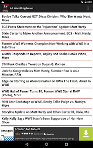 All Wrestling - News screenshot 6