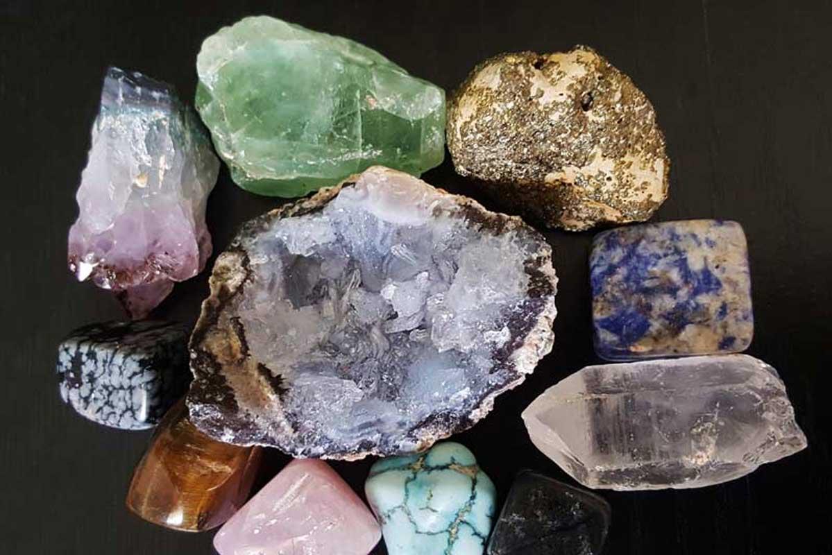 Các loại đá phong thủy phổ biến