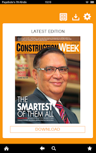 Construction Week India- screenshot thumbnail