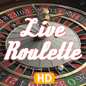 Live Dealer Roulette - Free Online Casino Game icon