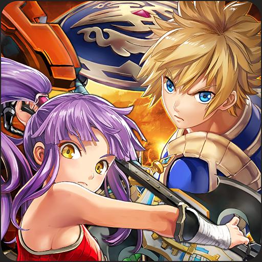 ソウルアームズ【スマホ共闘は新境地へ】 (game)
