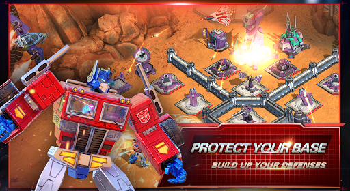 Transformers:Earth War 1.9.0.66 screenshots 7