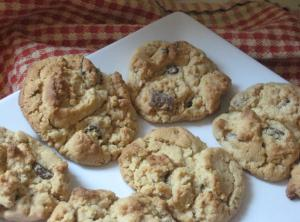 Peanut Butter Coconut Chocolate Chunk Cookies Recipe