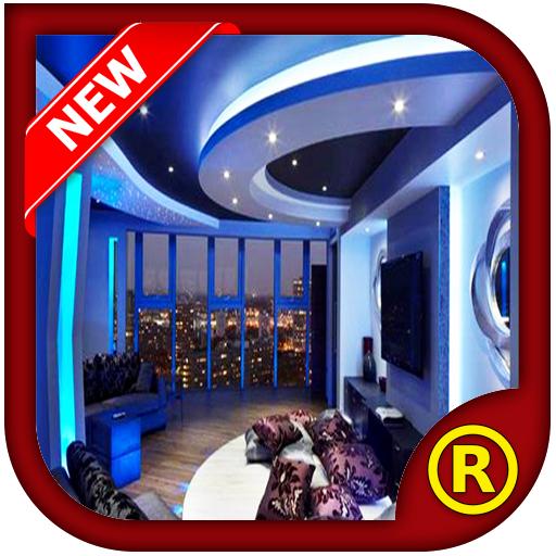 Modern Ceiling Design NEW 遊戲 App LOGO-硬是要APP