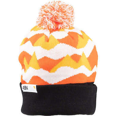 45NRTH Polar Flare Pom Hat - Orange