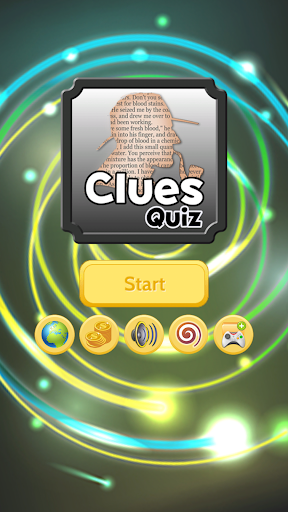 Clues Quiz
