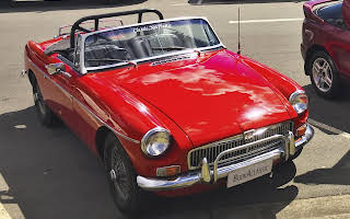MG Mgb Rent Queensland