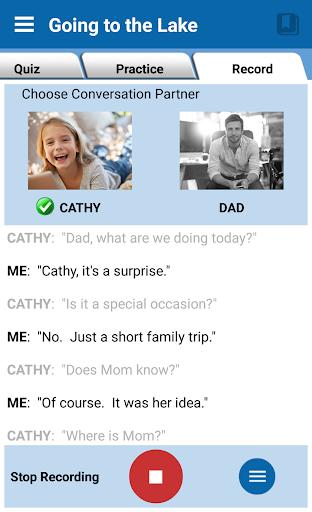 English Conversation Practice 1.3.6 Screenshots 6