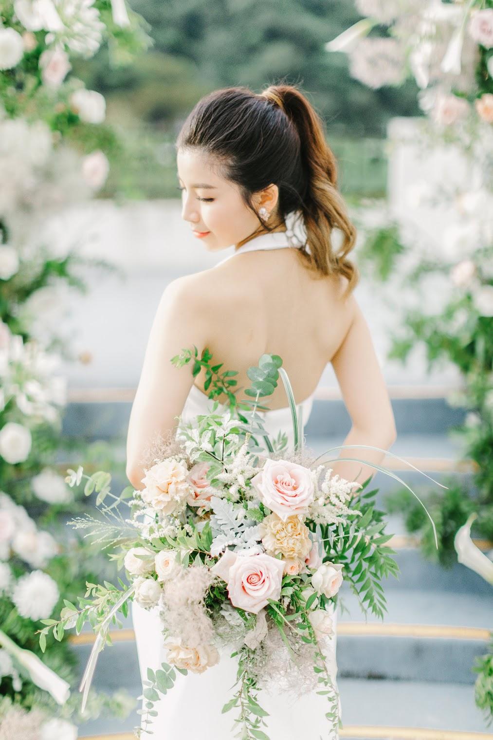 美式婚禮 | WEDDING PARTY | 大坑樂尼尼婚禮 – 小型婚禮派對 – 美式婚禮紀錄 – 戶外證婚