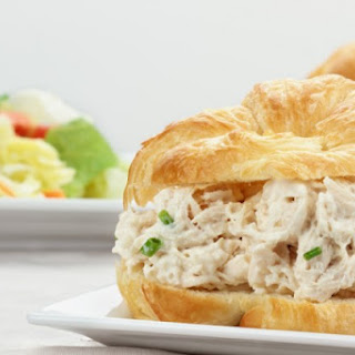 1. Summer Chicken Salad