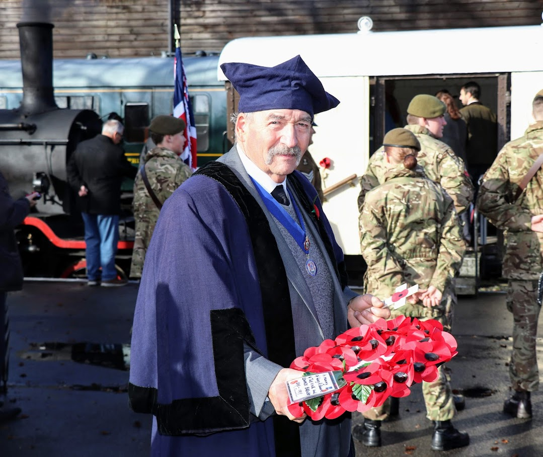 Tenterden Remembrance Day 2018