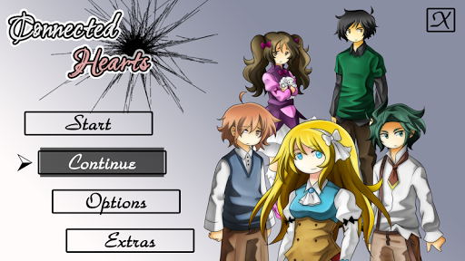 Connected Hearts -Visual Novel  screenshots EasyGameCheats.pro 2