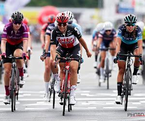 """Bronzen medaille bij elite en Belgische U23-titel voor renster van Lotto Soudal Ladies: """"Eén van mijn beste sprints"""""""