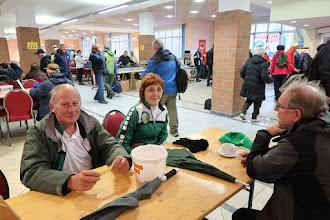 Photo: André, Odette et Charles
