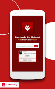 Savey - Downloader for pinterest download