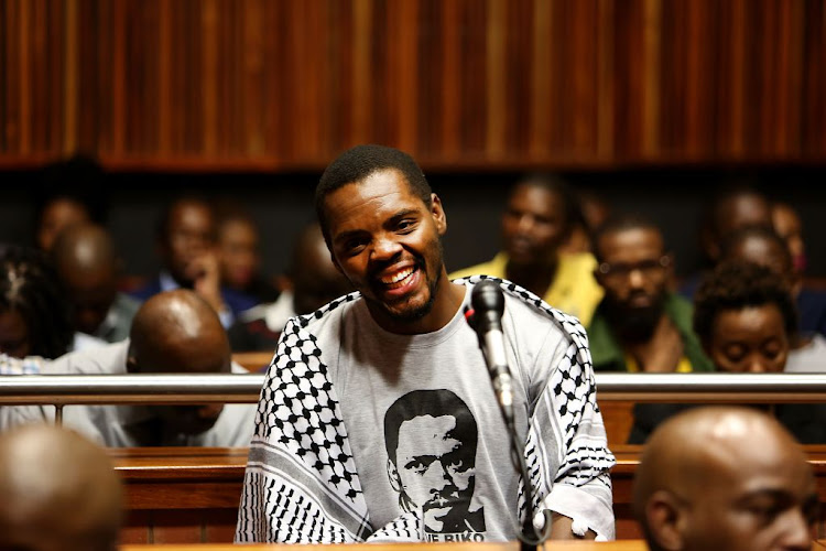 Fees Must Fall activist Mcebo Dlamini has apologised for hurtful comments made about Jews. 'I hope that my apology will be accepted as sincere and honest,' he said.