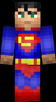 Superman Nova Skin