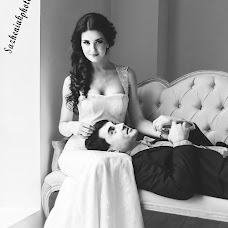 Wedding photographer Albina Sazhenyuk (Burmuar). Photo of 06.10.2014