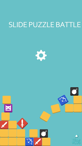 Slide Puzzle Battle ss1