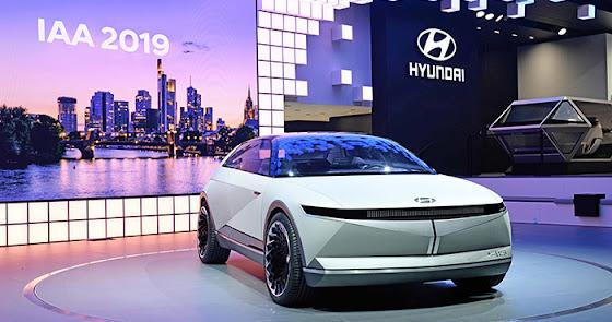 Ya ha sido presentado El Hyundai IONIQ 5