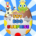 Toy Egg Surprise icon