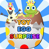 Toy Egg Surprise