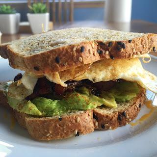 The World's Best Egg Sandwich.