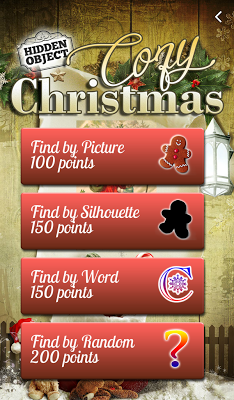 Hidden Object - Cozy Christmas - screenshot