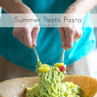 Summer Pesto Pasta Recipe