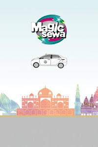 Magic Sewa Cabs screenshot 0