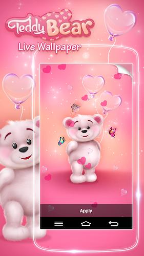 Download Teddy Bear Live Wallpaper Apk Latest Version App By Beauty