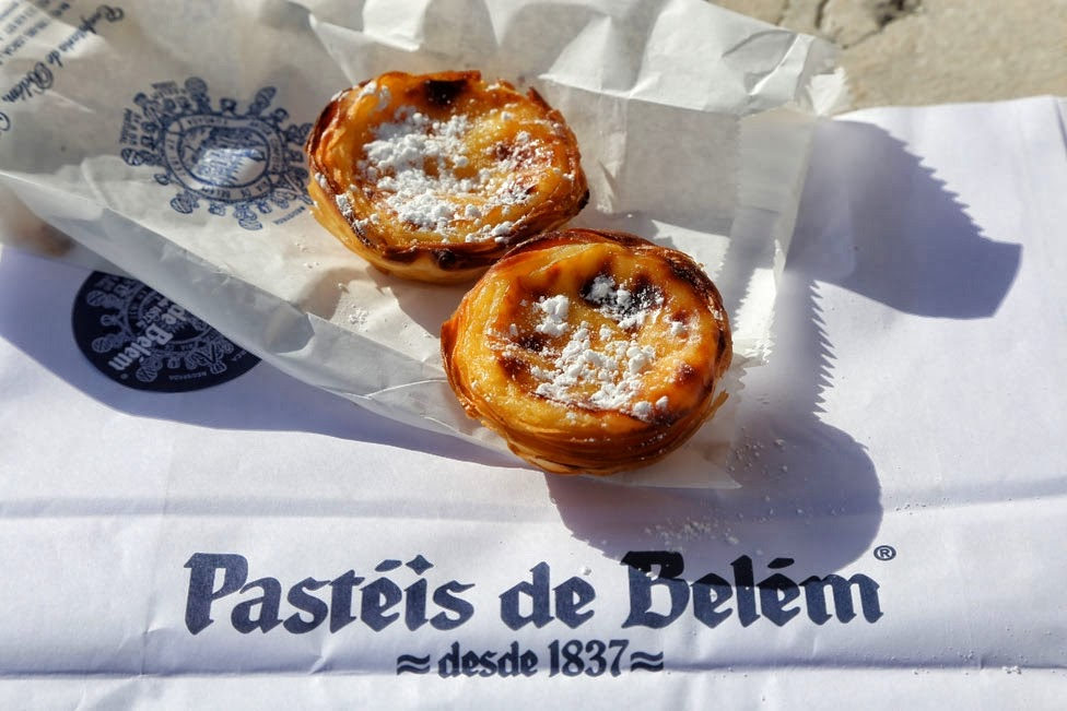 Portugalia, Pastel de nata