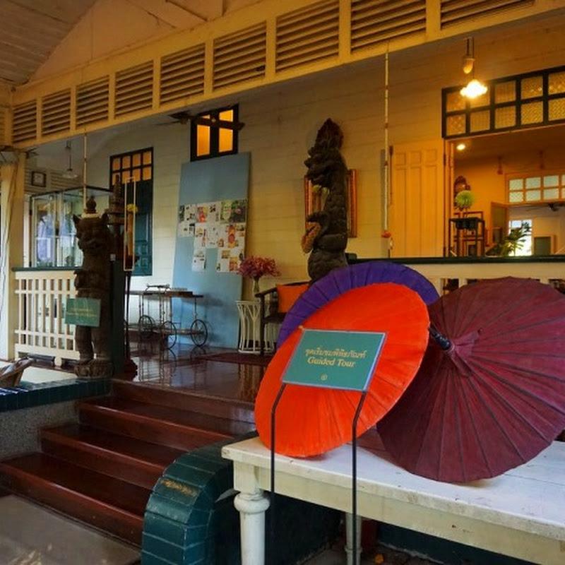 優雅なアフタヌーンティーも味わえるタイ・バンコクの穴場癒しスポット「花文化の博物館」