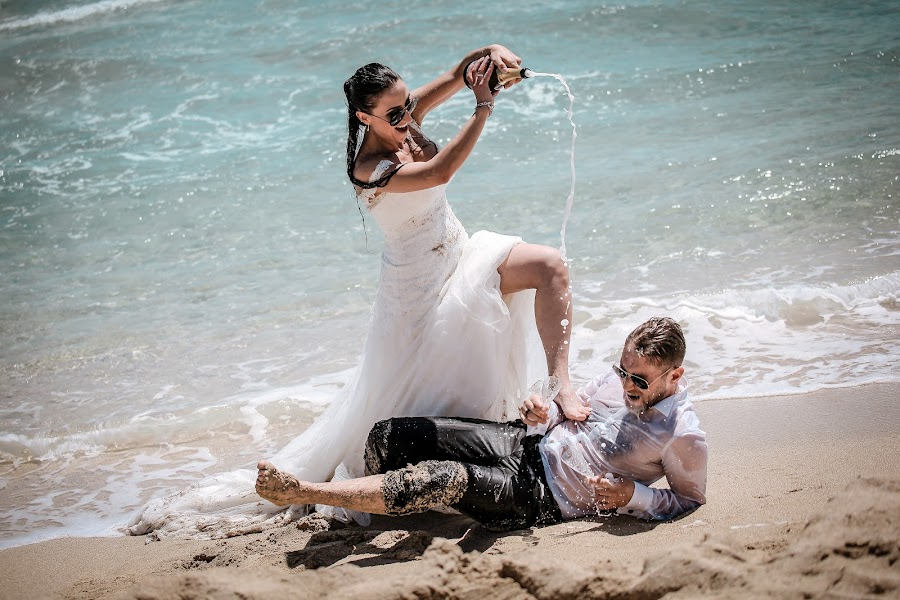 Bryllupsfotograf Alessandro Spagnolo (fotospagnolonovo). Foto fra 07.06.2019
