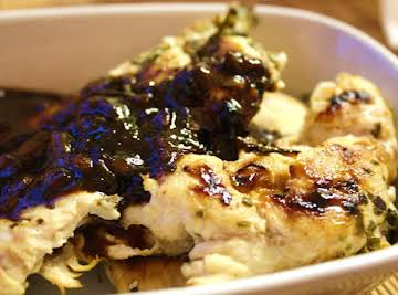 Apricot - Balsamic Chicken