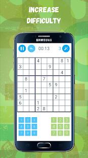 Sudoku: Train your brain - náhled