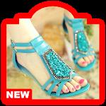DIY Sandal Design