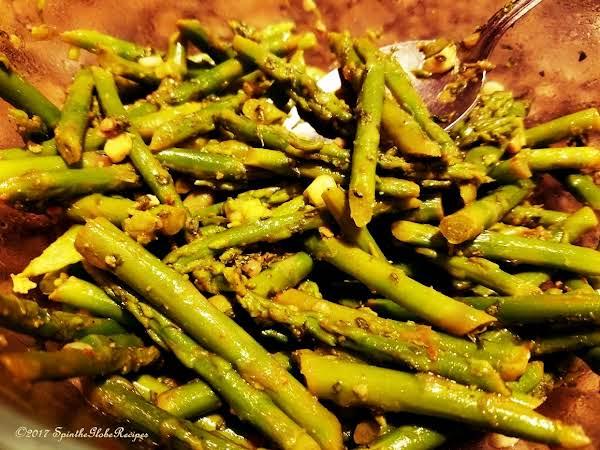 Nepali Asparagus Salad (saandheko Kurelo) Recipe