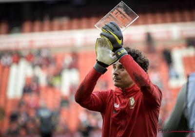 Memo Ochoa (Standard) et Jonathan David (La Gantoise) dans le 11 type de la Gold Cup 2019