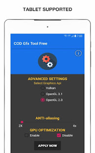 App COD Gfx Tool Free🔧 (NO BAN) APK for Windows Phone