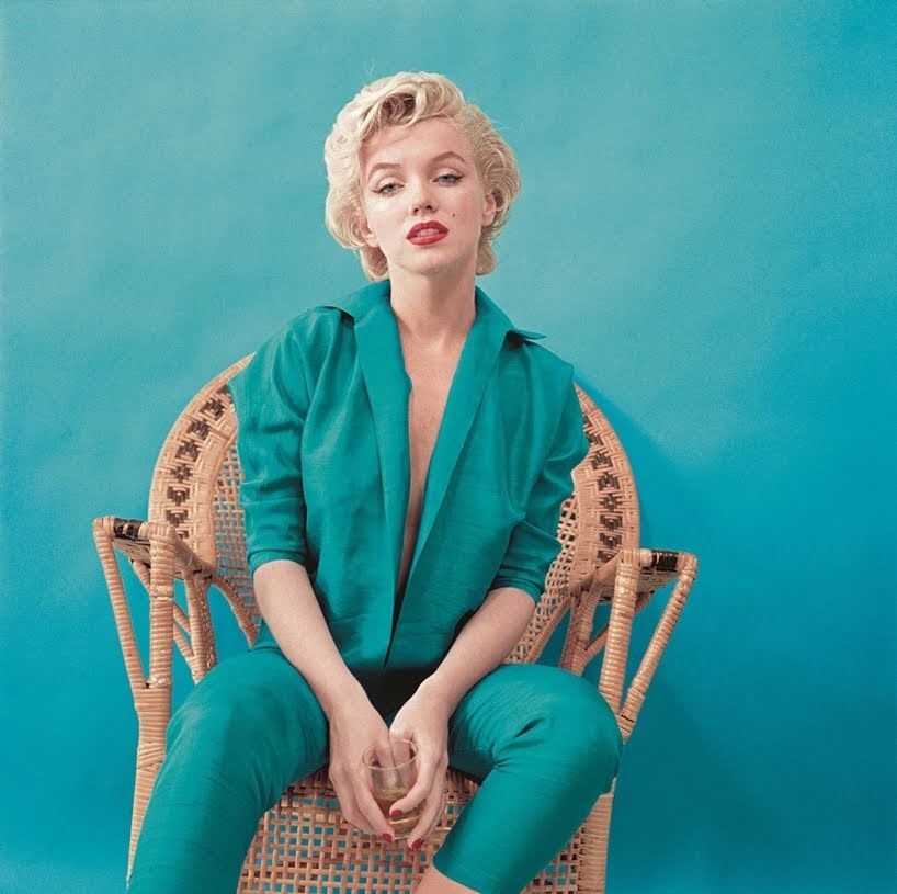 Fotos secretas de Marilyn Monroe