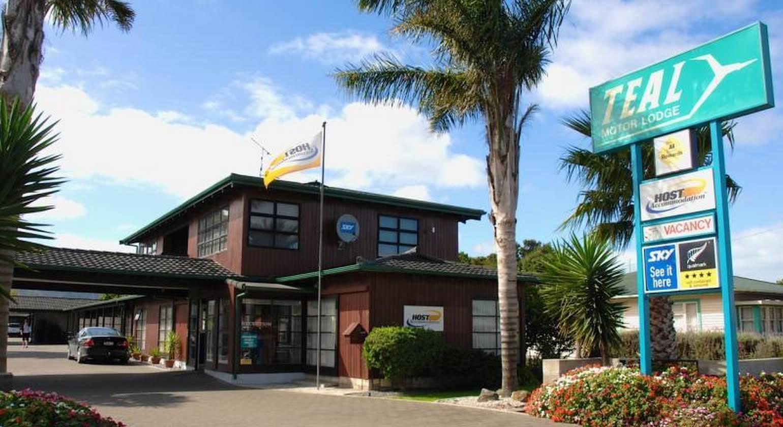 Teal Motor Lodge