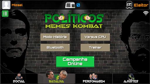 Polu00edticos Memes Kombat android2mod screenshots 1