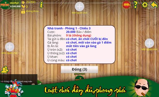 Phỏm Tươi Tá Lả Phom Tuoi TaLa screenshot 4