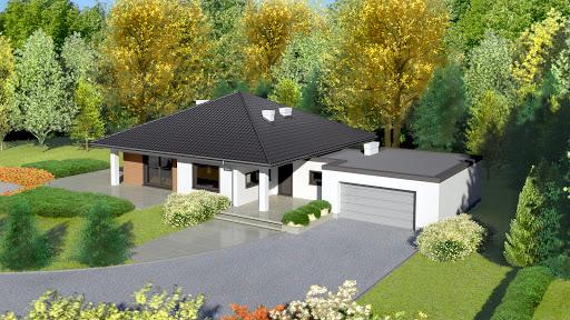 projekt Dom przy Makowej 2